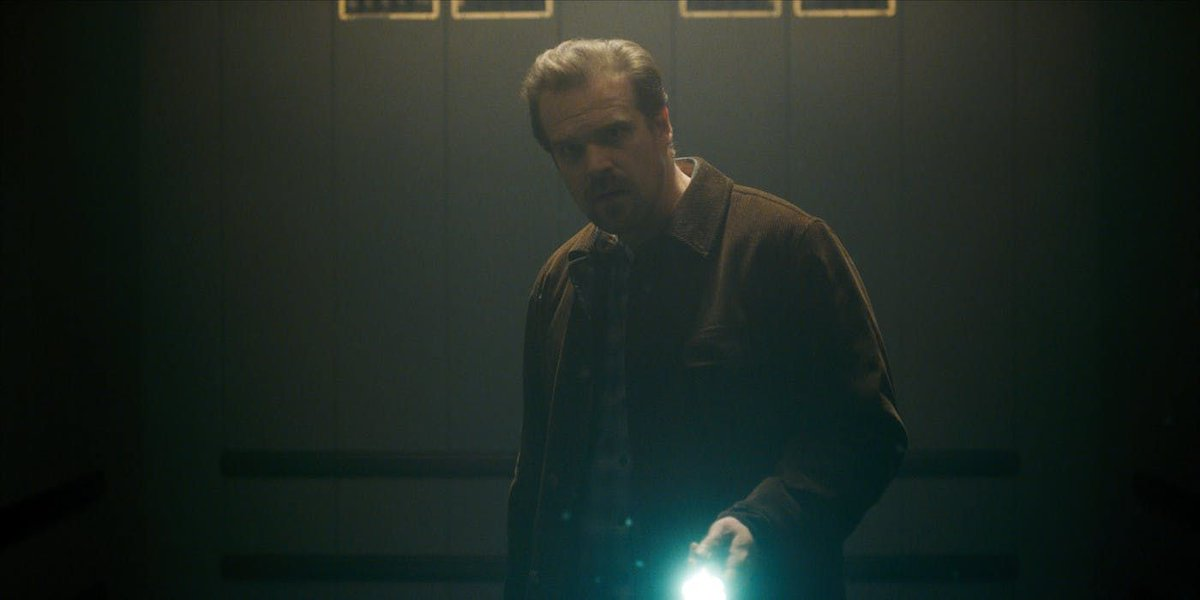 Unexpected Chevy Chase Comedy Inspired #StrangerThings Season 3 buff.ly/2BC4PvJ