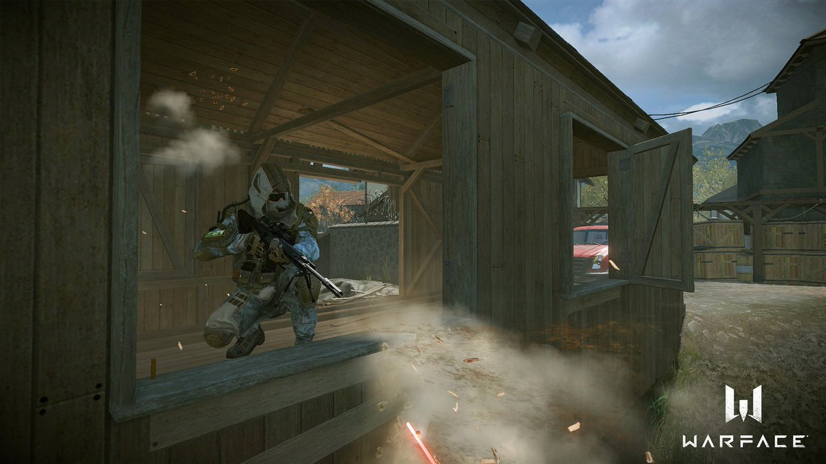 Game Center for launching Warface - what is it and what for
