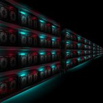 Image for the Tweet beginning: SHA-256 Mining Hashrate Climbs Significantly
