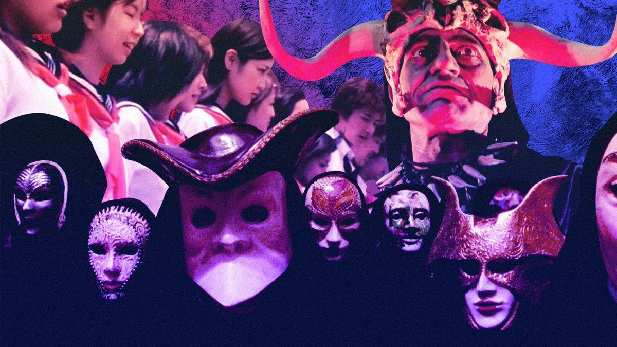 Eyes Wide Shut or Suicide Club?: 6 of the scariest fictional secret societies https://t.co/J0inRPgJWE