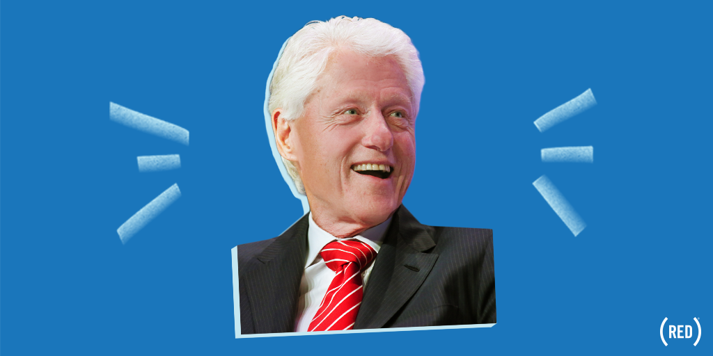 Happy Birthday President @BillClinton! Thank you for all that you do in the fight to #endAIDS.