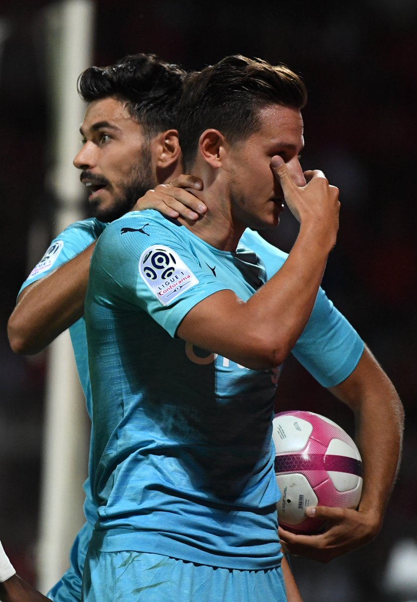 Frustration for Marseille as they succumb 3-1 at promoted Nîmes ... Can they still build on last seasons run to the #UEL final?