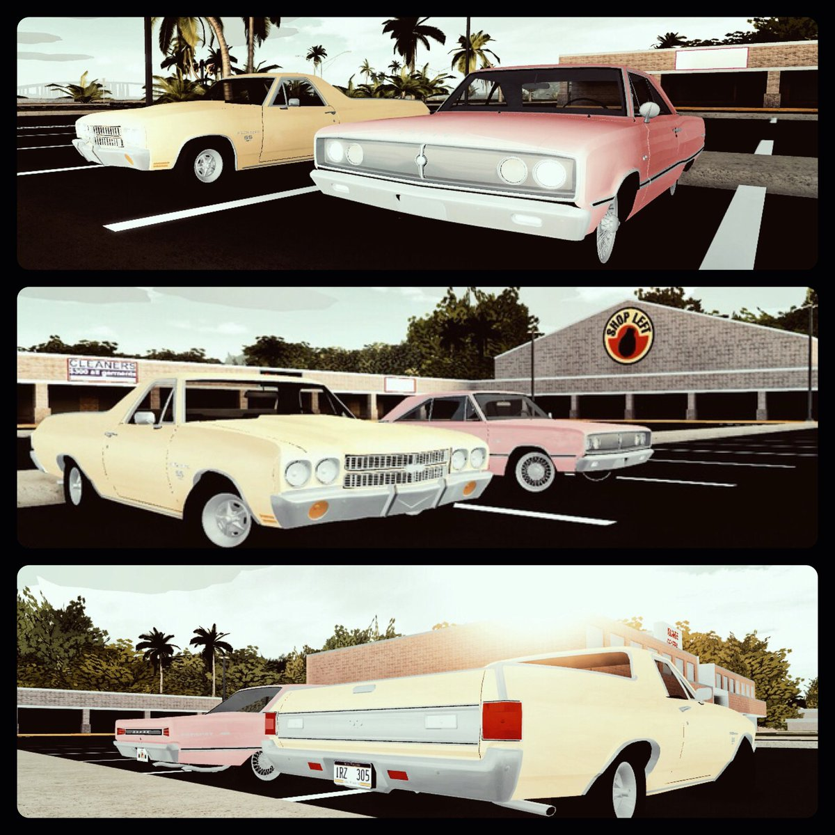 Roblox Ud Westover Island 3 Jonathan Golub On Twitter Thought I D Do A Retro Styled Photo Shoot With The 1970 Chevy El Camino Ss And The 1967 Dodge Coronet In Ud Westover Islands Ultimatedriving Roblox Udu Videogame