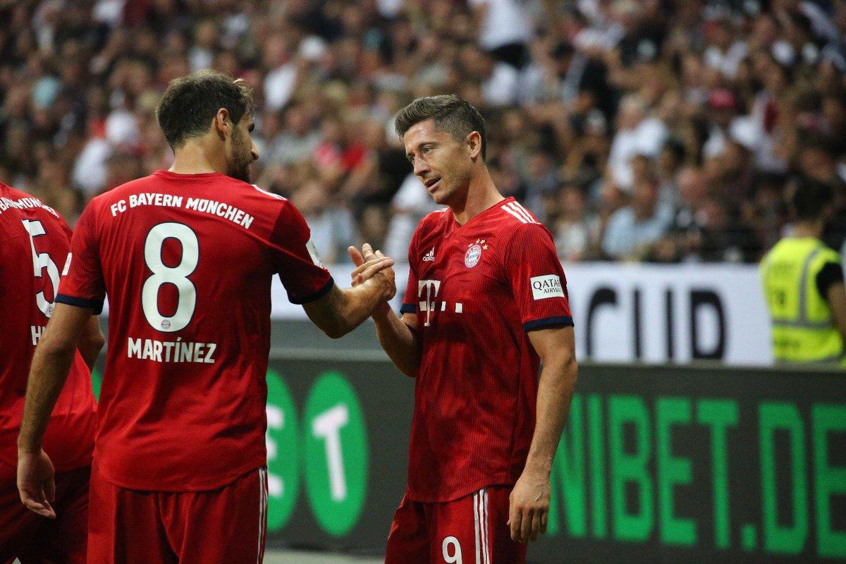 Айнтрахт - Бавария 0:5. Типичное начало немецкого сезона - изображение 1