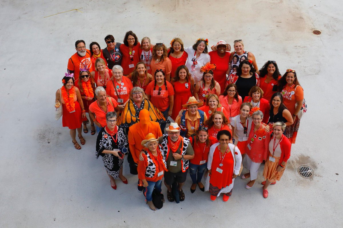 Gun Reform movement is growing by the day. Since the day I won my special election in 2013, the movement has grown exponentially. On the left, @MomsDemand attendees of the first annual Gun Sense University Training in 2014. On the right, the #GSU18 crowd. Well done @shannonrwatts<br>http://pic.twitter.com/0y22ocgvlH