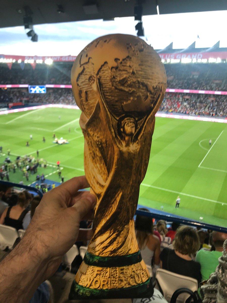 Back to Parc des Princes #PSG #WorldCup (@ Parc des Princes - @psg_inside for Paris Saint-Germain vs Caen in Paris, Île-de-France)  https:// www.swarmapp.com/c/0f4UhYkPb7C  - FestivalFocus