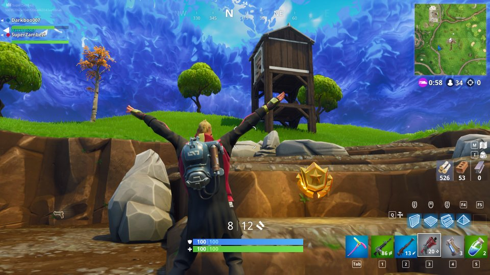Season 5 Fortnite Road Trip Ign On Twitter Here Are Your Fortnite Season 5 Road Trip Skin Road Trip Challenges And Battle Star Locations Https T Co U7x8zihcae Https T Co Ajeobrbdvf