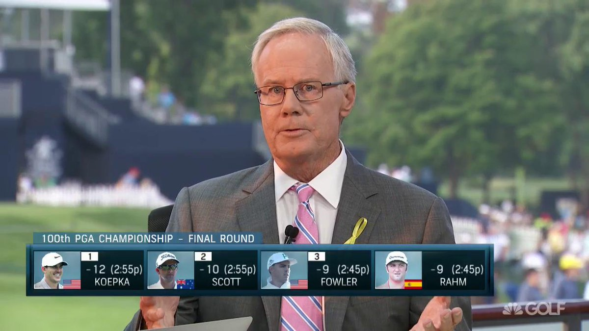 What will it take to win the #PGAChamp? Mark Rolfing gives his opinion on Live From The PGA Championship. watchgolf.ch/zUchGB