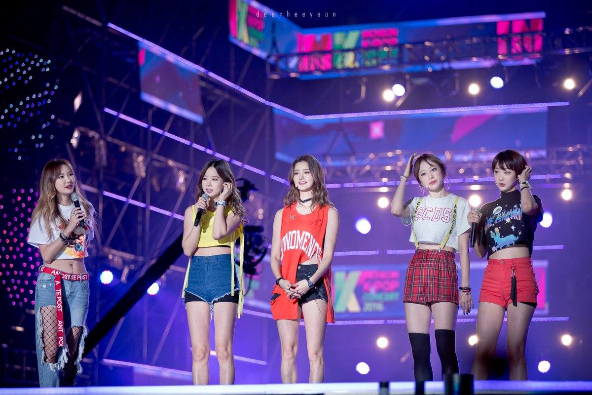 dear EXID Happy 6th anniversary  feeling beyond words,  today I just want to say  thank you &amp; love you  sincerely and always :))  _  #EXID #솔지 #엘리 #하니 #혜린 #정화 #Solji #LE #Hani #Hyelin #Jeonghwa #EXID6thanniversary #EXID_6th_anniversary #EXID6주년축하해<br>http://pic.twitter.com/y8EbeFhJgo