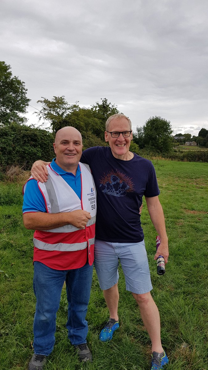 You&#39;d never know who you&#39;d meet in #Tipperary  Hero of mine from the past, none other than Mr James Harrison, last seen in a #McKinistry #Subaru #WRC many year&#39;s ago. All we&#39;re missing now is @Harveybell12  @Emmamck99 #StonethrowersRally<br>http://pic.twitter.com/MckayzRTTK
