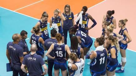 Volley, torneo pre mondiale: @federvolley-Turchia 3-1 http://rosea.it/5342aa33oN #volley  - Ukustom