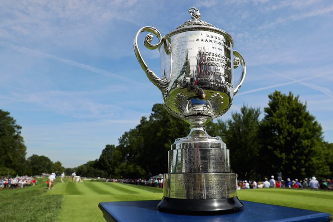 Sundays are for 🏆 Who has what it takes to take it home today? #PGAChamp Photo