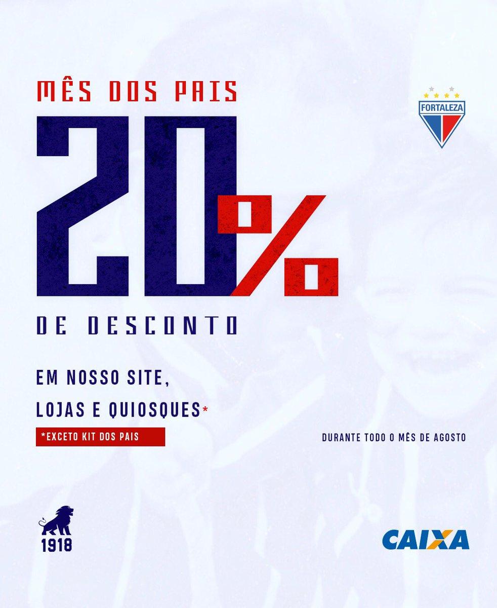 3390dbf65 Fortaleza Esporte Clube ⭐ on Twitter
