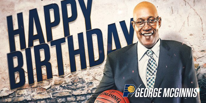Happy birthday to Hall of Famer George McGinnis!