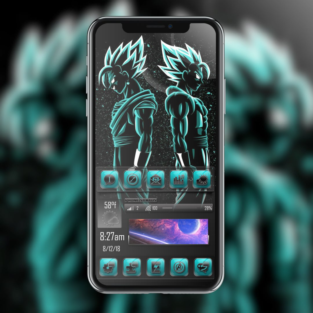 """Top of the morning   #iPX #iOS11.3.1 #bAdGB  """" coming soon """"  #BLQtheme By : @Ecko666  #ssapp By : @JunesIphone<br>http://pic.twitter.com/LKwYT00iya"""