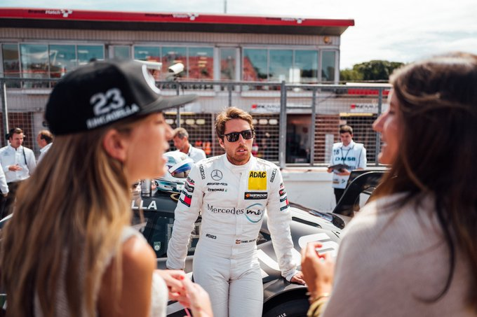 I had a tricky qualifying session and started from 14th on the grid. P9 is a good result for me given my initial grid position. More from @dani_juncadella 👉 #DTMBrandsHatch 🇬🇧 Foto