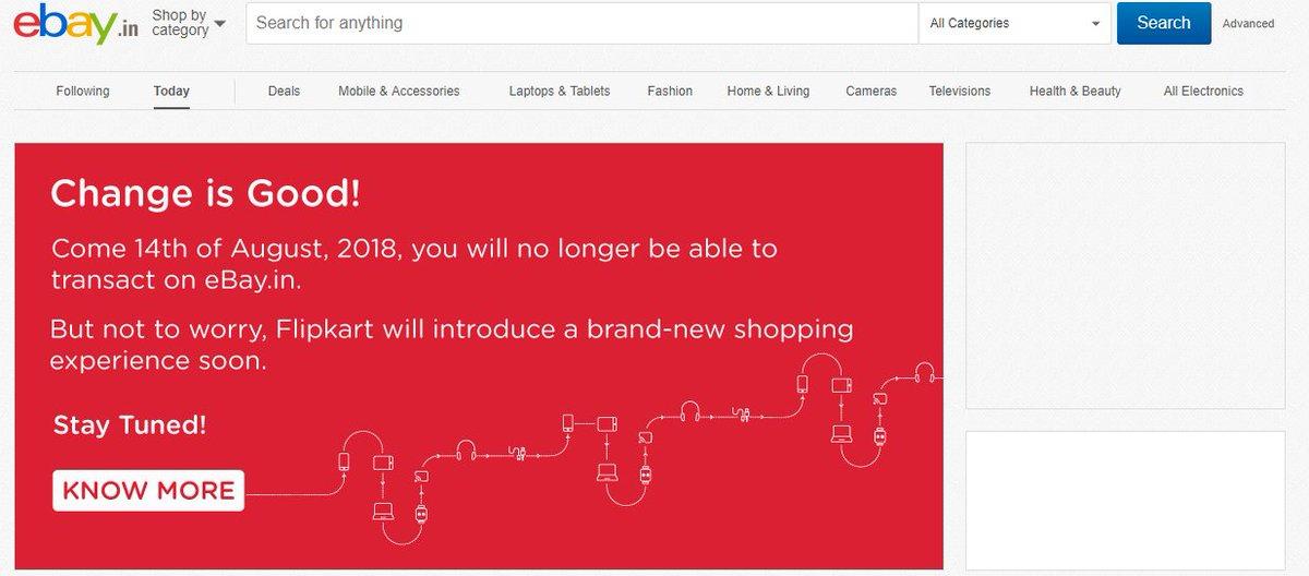 الوسم #ebayindia على تويتر