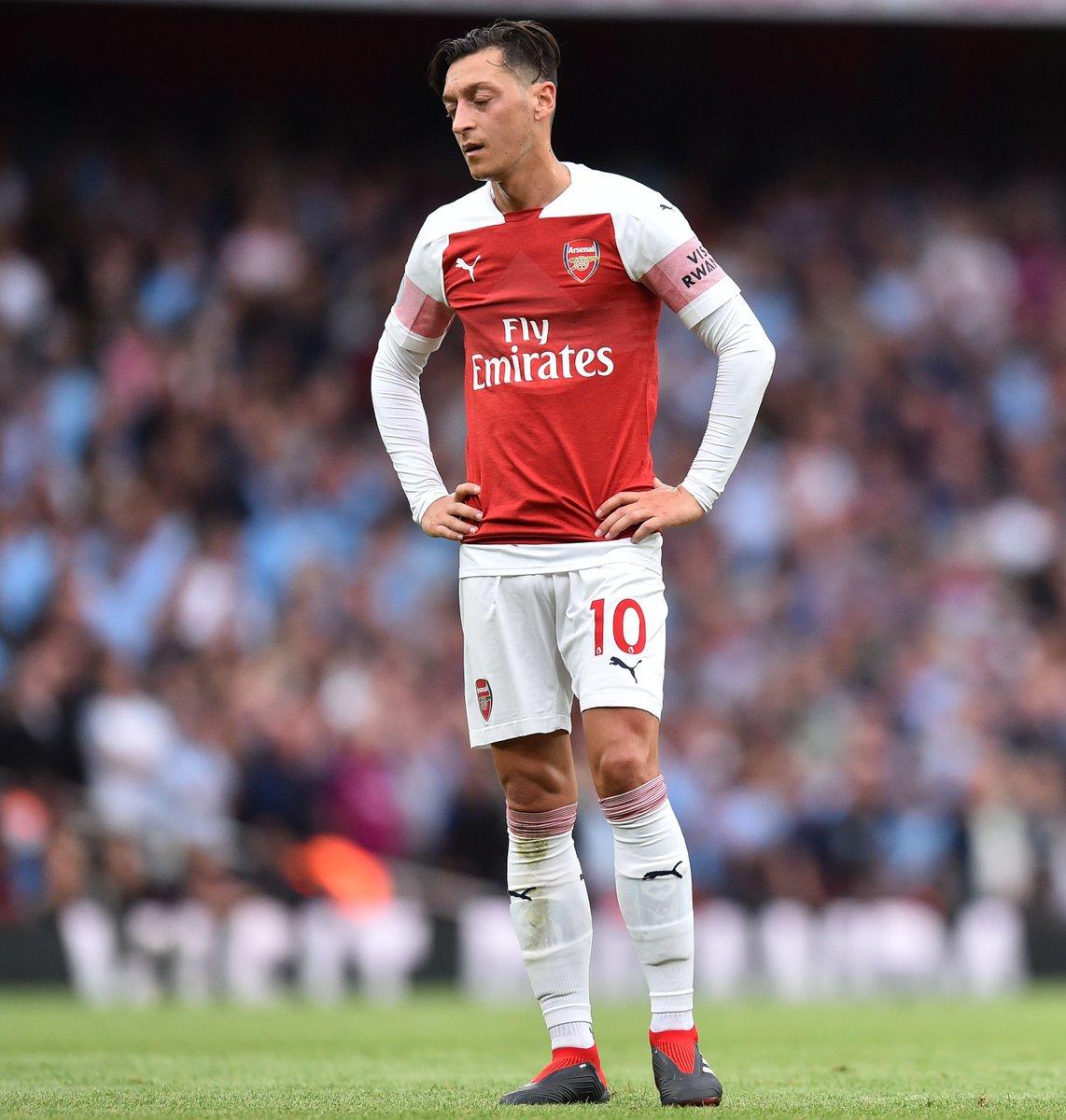Twitter/@Arsenal