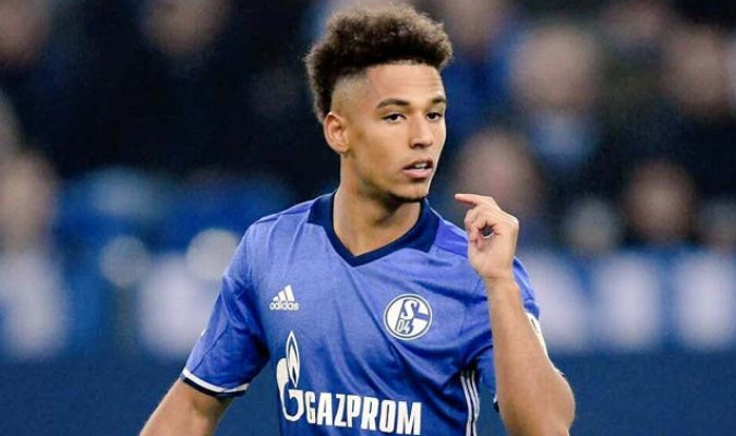 #Fichajes Schalke traspasa a Kehrer al #PSG de Tuchel Foto