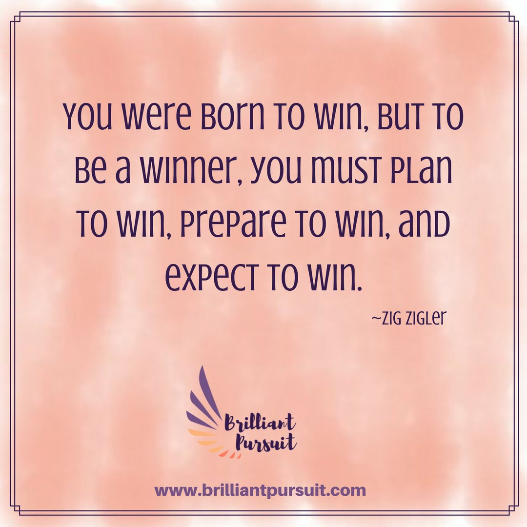 Winning takes work, but it&#39;s worth that work. - - #trudiesbrilliantpursuit #tunedin #embraceyourage #nevertooold #midlifereset #midlifemindset #plantowin #preparetowin #expecttowin #inspiration #zigzigler #inspireme #empoweringwomen<br>http://pic.twitter.com/5xAQ29tOY1