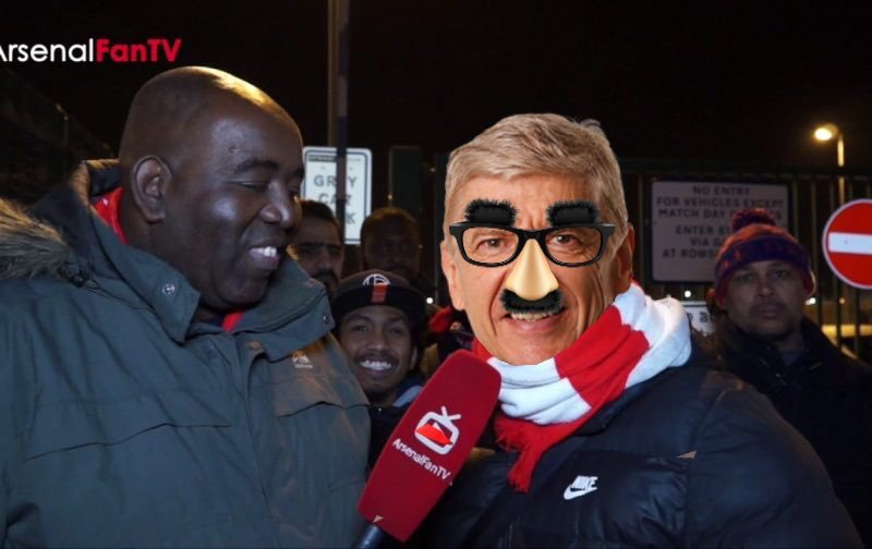 Absolute rubbish, Robbie. Get that Emery out! They should never have got rid of ME... I... I mean, Wenger..
