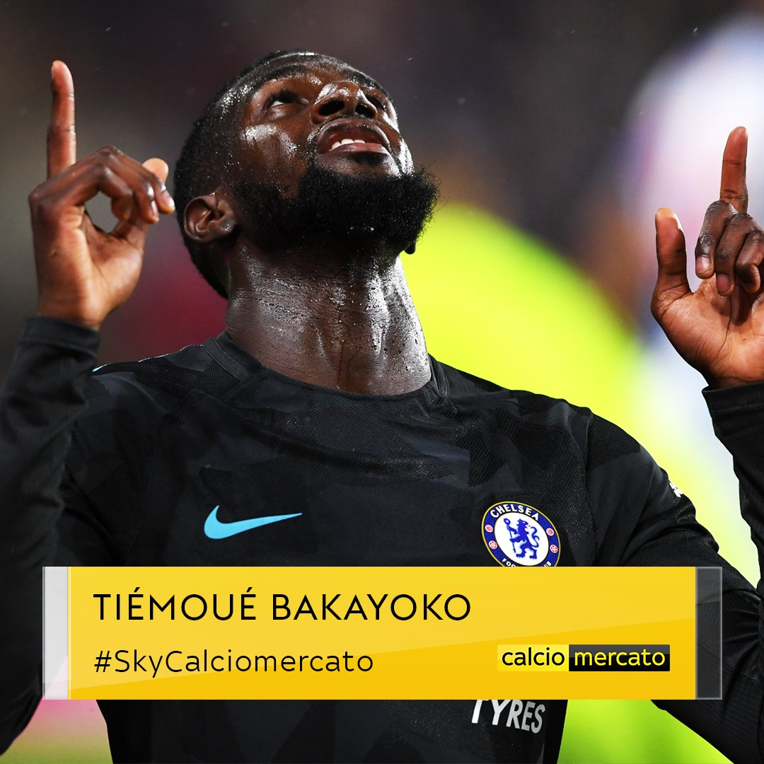 #UltimOra #Mercato #Milan, #Bakayoko è arrivato a MilanoDomani mattina le visite mediche del centrocampista#SkyCalciomercato  - Ukustom