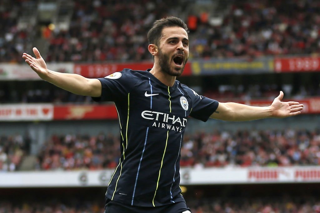 Bernardo Silva - Versatile Player - Criminally Underrated ... he's going to have a masterclass of a season this year