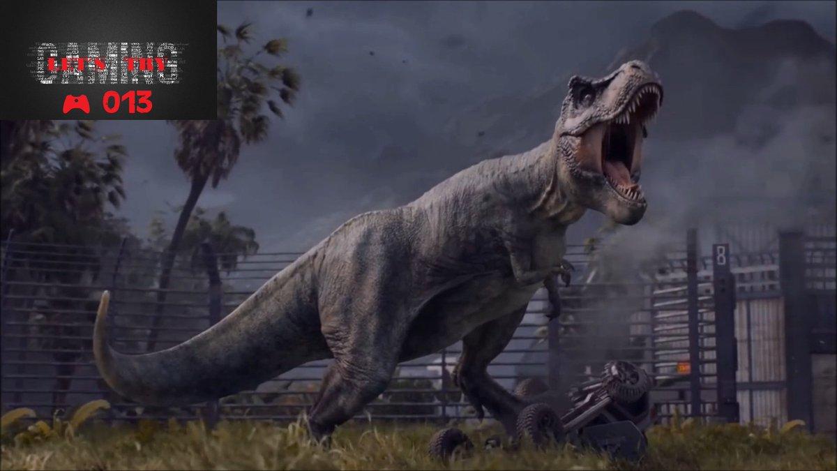 LET´S TRY  013 | JURASSIC WORLD EVOLUTION  Zum Video:  https:// youtu.be/937J3qCG1Qk  &nbsp;   Alle Folgen:  https://www. youtube.com/playlist?list= PLk_BwyO70sWahpnOb56cKrGGdcdUFwbPd &nbsp; …   #LetsPlay #JurassicWorldEvolution #jurassicworld2 #gaming #games #gamer #YouTube #shooter #reinairtv #ReinAirTV #BattleRoyale #battleroyal<br>http://pic.twitter.com/s00dR2aO4v