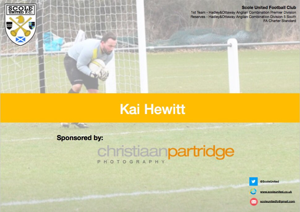 Player Sponsorship:   @KaiHewitt1 - sponsored by @cjpimages   James Harrison - sponsored by @jdma_paving   @ashleywbaxter - sponsored by @dissvancentre   @Connor_Kerry - sponsored by @monsieursix_   #upthescole<br>http://pic.twitter.com/2HH1LcUhtx