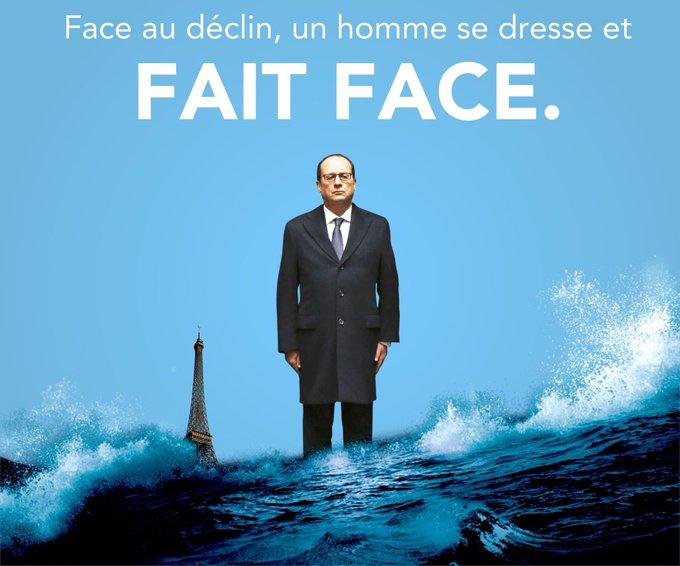 Pourquoi vous vous tirez une balle dans le pied avec un montage pourri? #Hollande2022 Photo