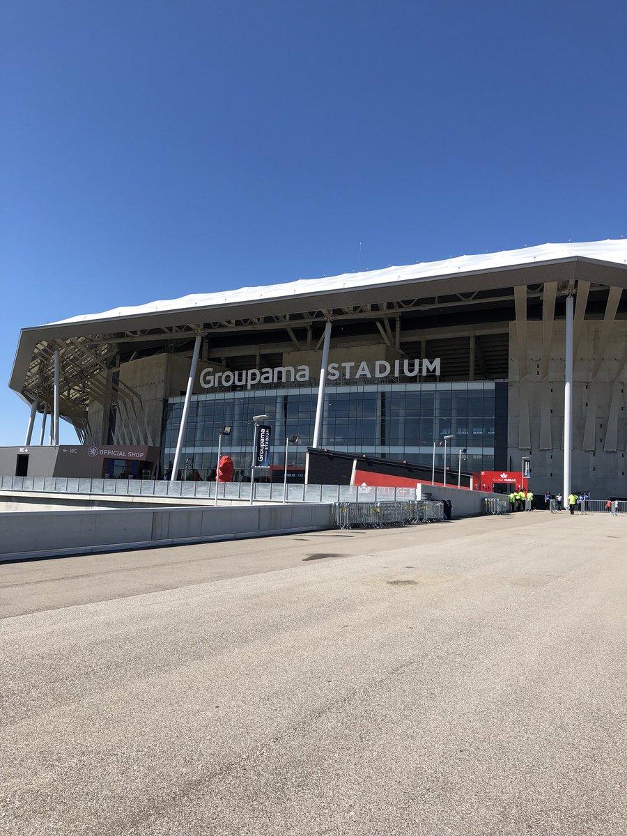 C'est reparti pour une nouvelle saison. Le Groupama Stadium ? C'est avec les TCL bien sûr.  #TCL # SYTRAL #KEOLIS  - FestivalFocus
