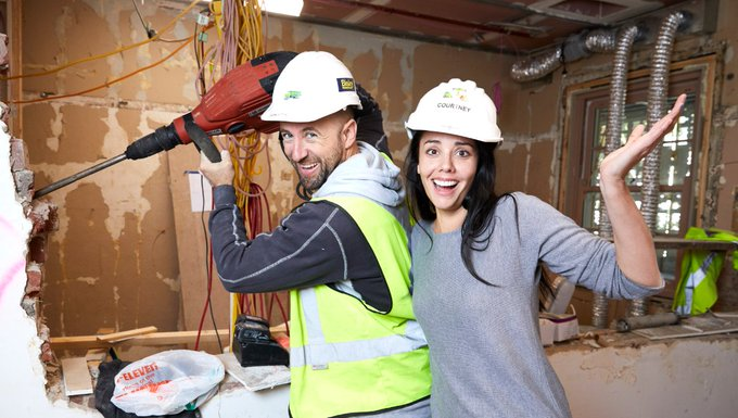 #9TheBlock was the most watched entertainment show on Australian TV last night, with an average national audience of (5 City: Reg: 450,000). It was up 4% on last week's launch. Photo