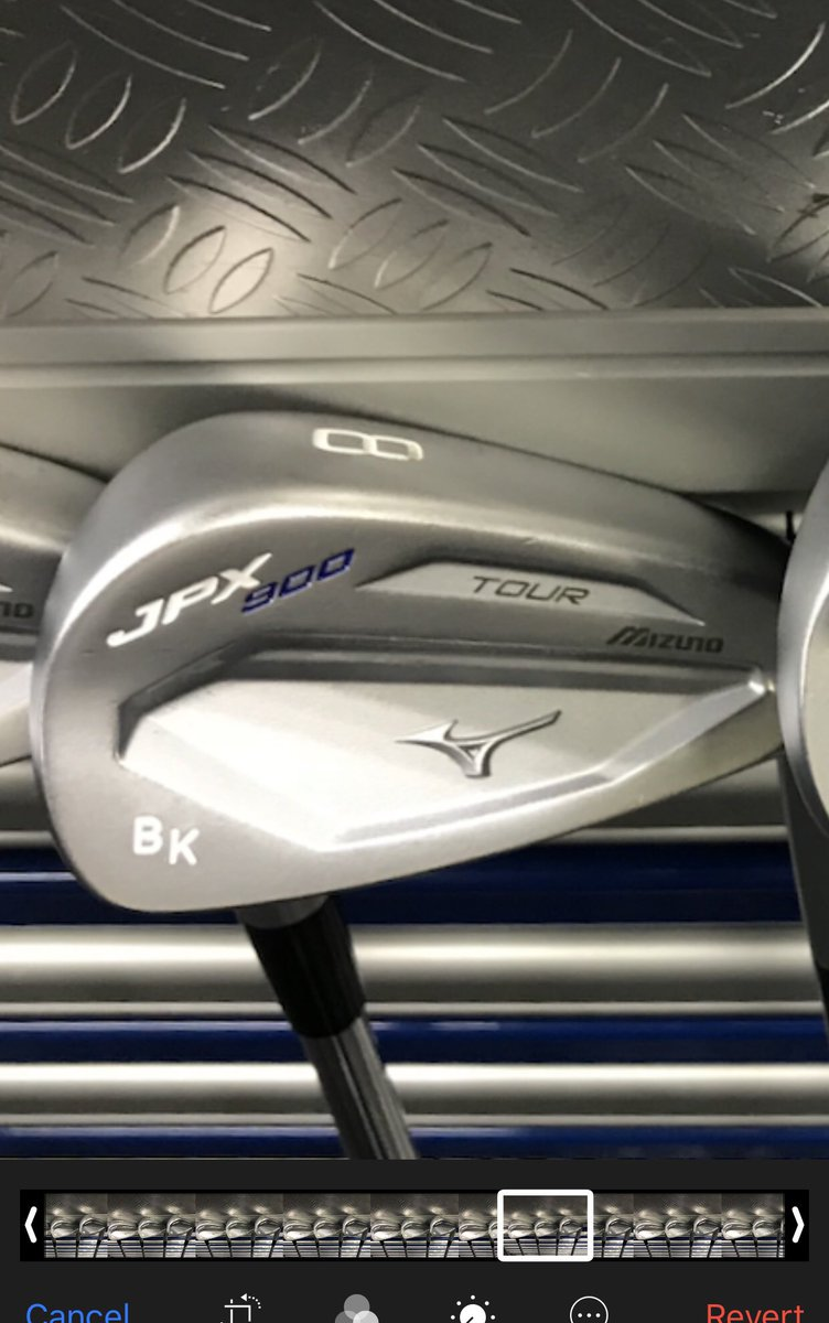 The irons that won the 2018 PGA Championship. #nothingfeelslikeamizuno<br>http://pic.twitter.com/ENPiY1oVLn
