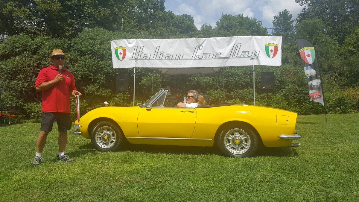 Italian Car Day Italiancarday Twitter - Italian car show