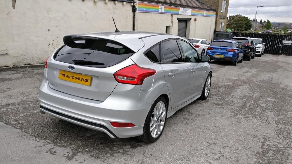 Uk Salvage Cars On Twitter Ebay 2017 67 Ford Focus St Line 1 5 Tdci S S Unrecorded Damaged Salvage Https T Co Gpdbtifc1p