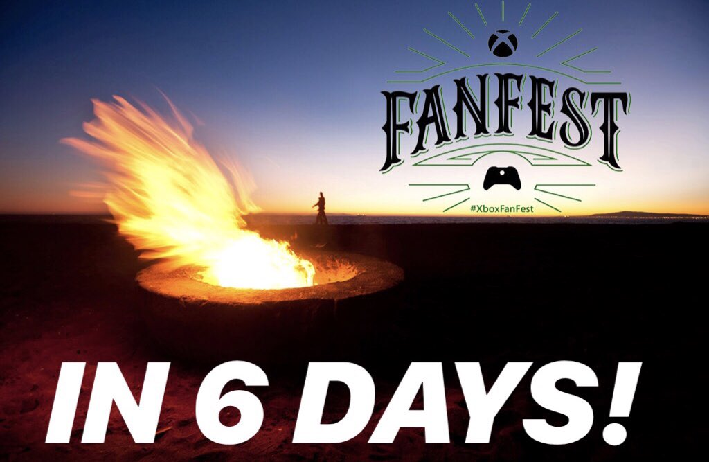 August 18th 2018 3pm-9pm #XboxFanFest and Gaming Community bonfire Meet Up. ALL are welcome so bring your friends and family! 21601 Pacific Coast Hwy, Huntington Beach, CA 92646  #Xbox<br>http://pic.twitter.com/VwQkWFTOfK