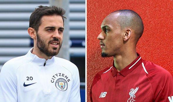 - Transfer Fabinho ke Liverpool Terbantu Bernardo Silva Photo