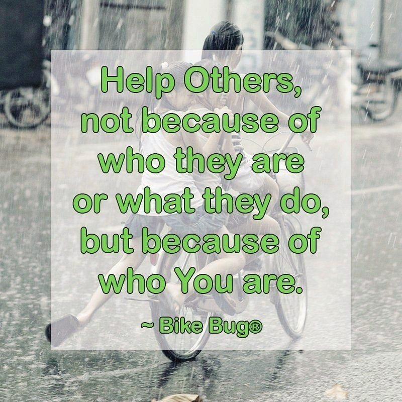 For the #Best #Feeling Ever... #Help Others!  We #love to make #life easier &amp; more enjoyable!  The #bicycle is a #simple way to do that!   #SuperSoulSunday #SundayMotivation #SundayFunday #bikelife #inspiration #quote #business #success  #quotes #ThinkBIGSundayWithMarsha<br>http://pic.twitter.com/uvBPeFvFjx
