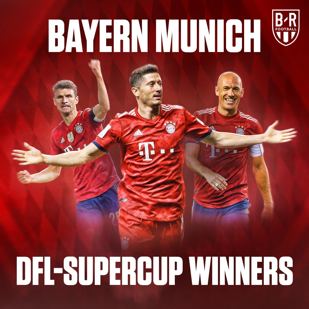 Supercup: DFL: Latest News, Breaking Headlines And Top Stories