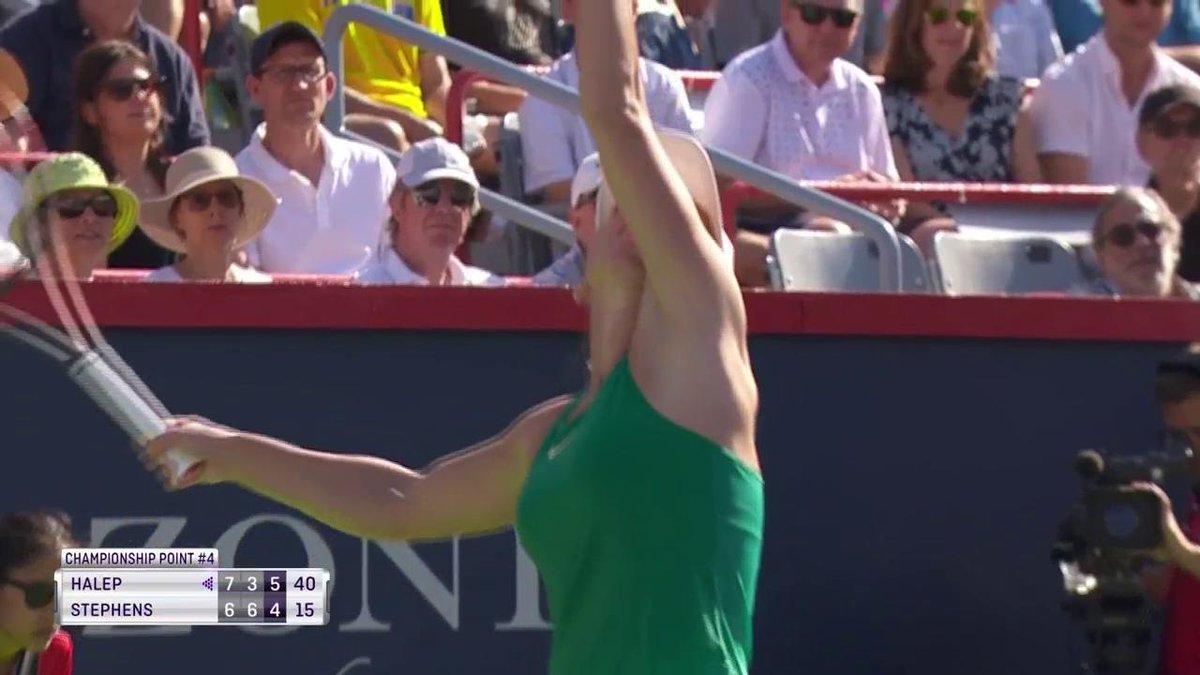 WTA's photo on Simona Halep