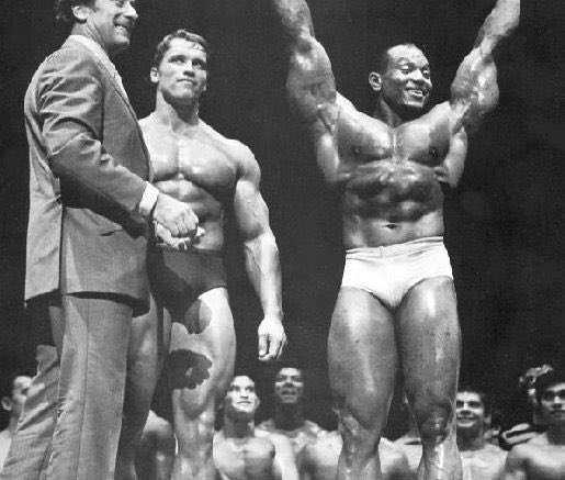 Classic Moment! Who knows the year? #SergioOliva