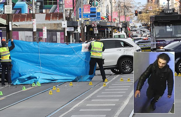 CAN YOU HELP? | Hit-run coward remains on the run after fatal Chapel St smash Photo