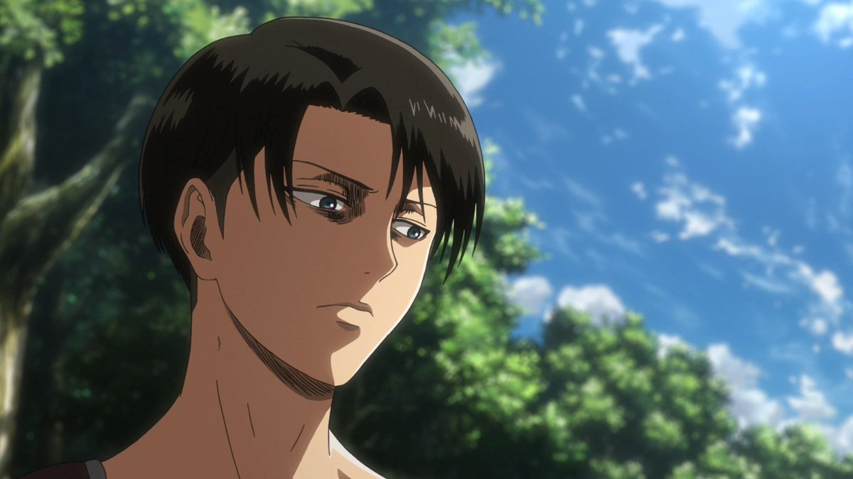 A lot of Good Levi Face in this episode<br>http://pic.twitter.com/Pa5jlM8AVR