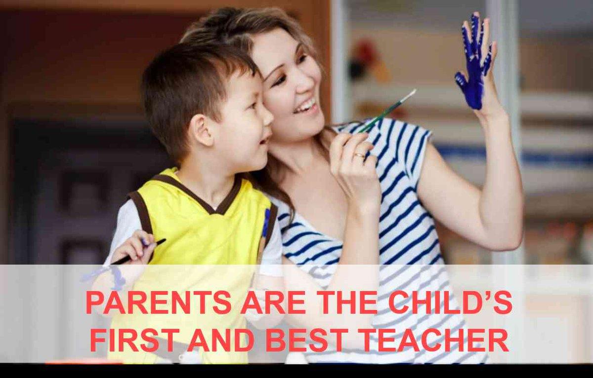 002 parents are the best teachers Parents and guardians adults have a lot of responsibilities in life, but one of the most important is supporting the education and growth of children this page is a resource provided by nea to parents to help ensure their child receives the best possible education.