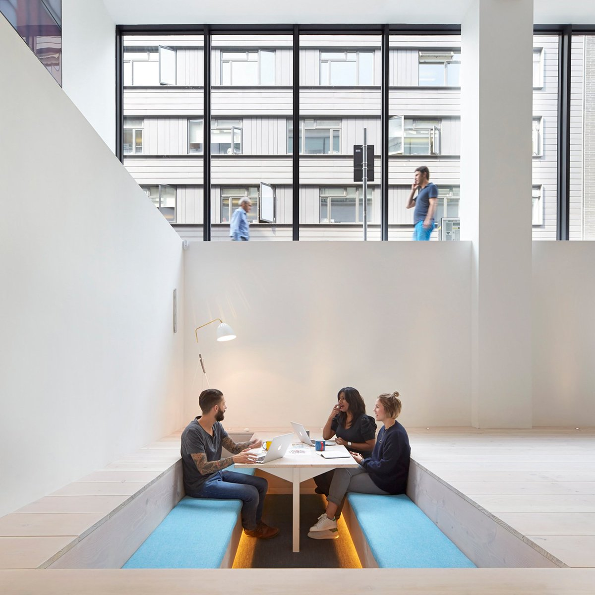 Dezeen on twitter 10 of the most creative office interiors https t co gsoubb0dqd