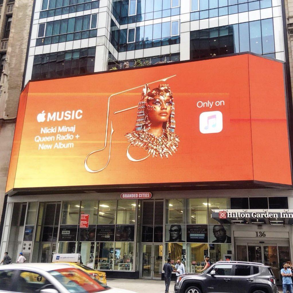 The Minaj Company's photo on #Queen
