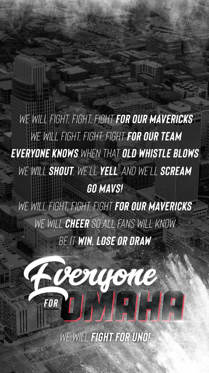 Omaha Mavericks On Twitter Time To Get Your Lock Screen Right With
