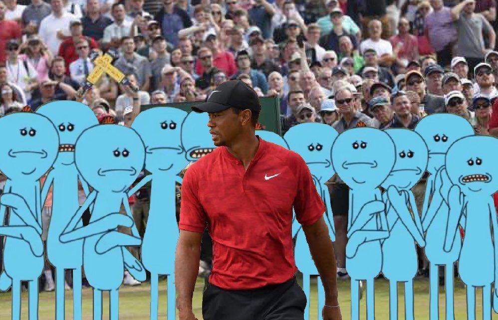 "&quot;Mr. Meeseeks, make Tiger Woods win the #PGAChamp"" <br>http://pic.twitter.com/sHsW0eTeoT"