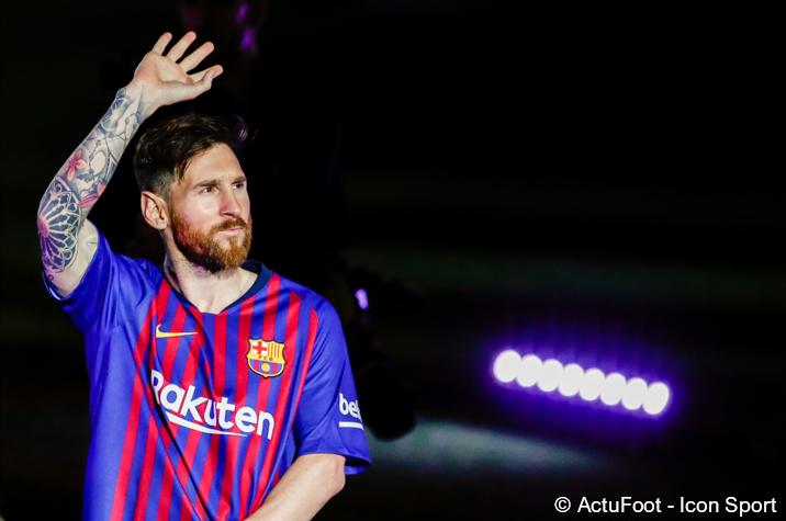 Actu Foot's photo on Lionel Messi