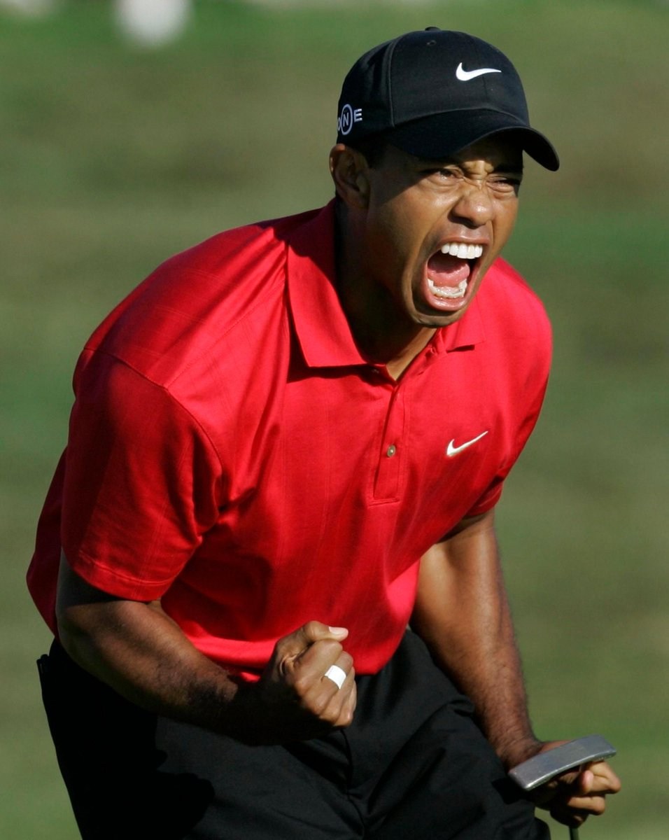 This would be the greatest comeback in the history of sport. Nobody but @TigerWoods thought he&#39;d win another Major at 42 after all the scandals &amp; injuries.  Great champions never give up.    #PGAChamp <br>http://pic.twitter.com/dM2kjNRHaF